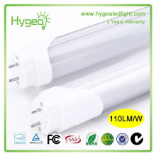 Vente chaude bonne Greenergy High Brightness Newly design 18W tube à LED T8