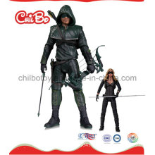 Green Arrow Man Plastic Doll (CB-PD004-S)
