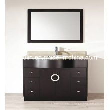 Meuble-lavabo en bois moderne Expresso (BA-1126)