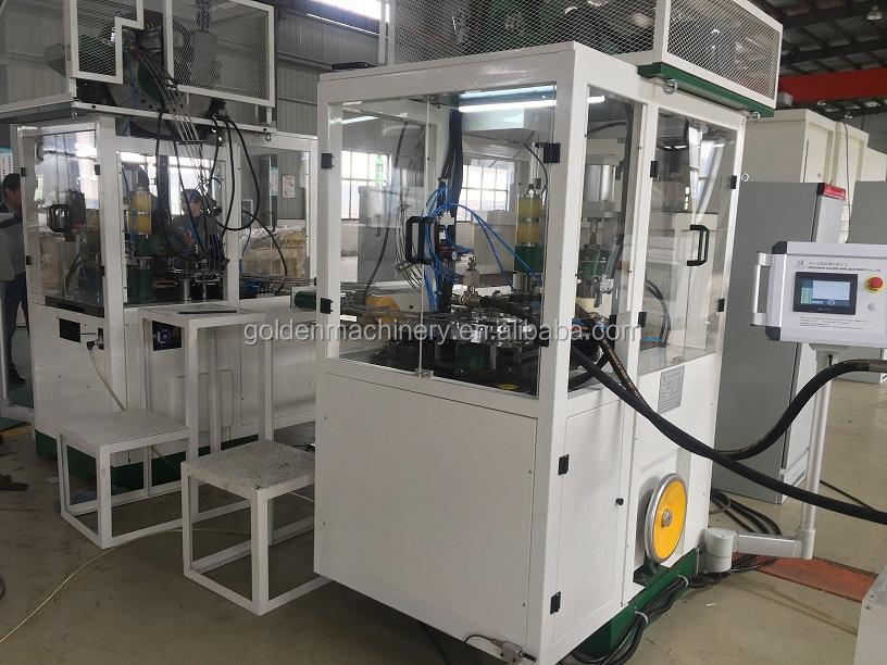 Twist Off Lug Cap tampa de garrafa de vidro que faz a linha de produção da máquina