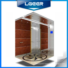Wood Decoration Passenger Elevator