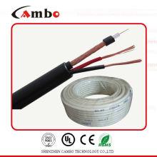 Сделанный в Китае RG59 мощность для CCTV с хорошей ценой.