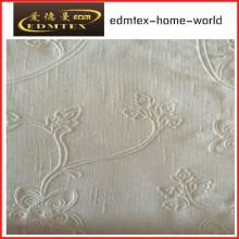 Fashion Embroidered Organza Curtain Fabric EDM2040
