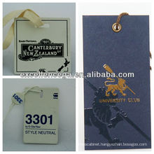 Hot sell cheap paper tags 2014