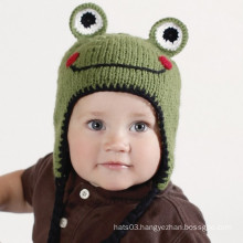 The Frog Prince Children Beanie Hat (XT-CB001)