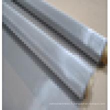 Écran en acier inoxydable à finition en acier inoxydable / Mesh à filtre de 1 micron / treillis métallique en acier inoxydable à haute température