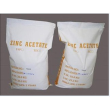 99% Zinco Acetato Anidratado e Dihidratado Categoria da Indústria