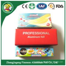 Papel de peluquería con caja retráctil (papel de aluminio) -1