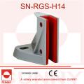 Apto para riel de guía de 5, 10, 16 mm, zapata de guía deslizante (SN-SGS-H14)