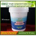 Js à base d'eau imperméabilisent le matériel de revêtement de preuve d'étanchéité de l'eau d'unité centrale