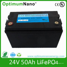 Bateria de lítio da venda inteira 24V 50ah