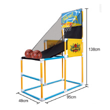 Basketball ball sports toys outdoor/indoor basketball board toy and pump