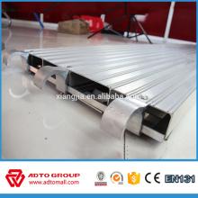 La planche en aluminium d'échafaudage américain d'ADTO a employé pour la construction vente chaude de bâtiment de construction