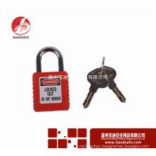 Wenzhou BAODSAFE BDS-S8641 Steel Xenoy Safety Padlock Lockout