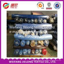 CVC spandex garment fabric stock garment fabric stock garment fusible interlining fabric