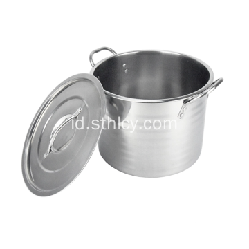Memasak Pot Stainless Steel