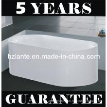 Freistehende Einfache Badewanne mit umweltfreundlichem Material (LT-JF-7055)