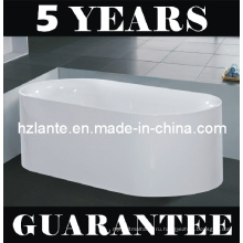 Свободная простая ванна с экологически чистым материалом (LT-JF-7055)