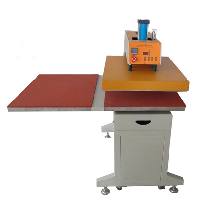 Hot stamping machine 2