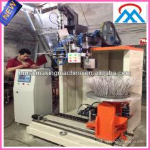 cnc automatic sweeper brush machine