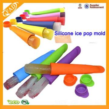 Silikon Ice Pop Formen und Ice Pop Maker