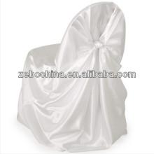 Hochwertiges Design direkt werksseitig benutzerdefinierte Hotel runde Rücken Stuhl Abdeckung