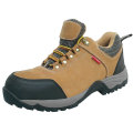 Sepatu Safety Tunggal Nubuck Leather Mode