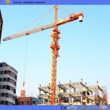 Equipamiento de construcción Grúa torre Qtz80 (6010)