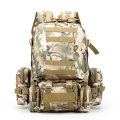 Molle Hiking Gear Bag Hunting Zaino tattico militare