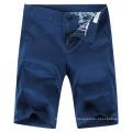 Shorts occasionnels en coton des Bermudes