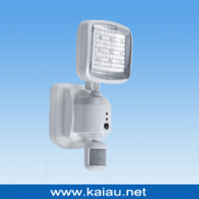 Rechargeable PIR Sensor LED Wall Light