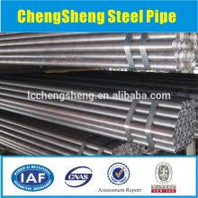 hollow metal tube seamless carbon steel pipe Hot-rolled
