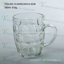 580ml Pineapple Beer Glass Cup