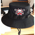 Washed Cotton Canvas Leisure Fisherman Bucket Hat