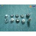 Dissipador de alumínio redondo de alumínio da liga de alumínio