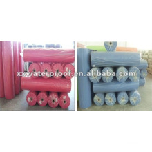 Tissu non tissé en polypropylène coloré