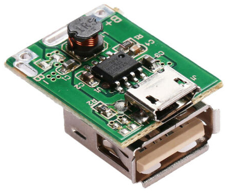 USB Power Circuit Board