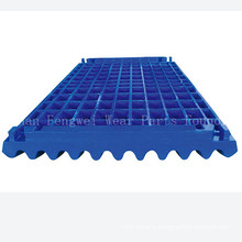 High Mn Jaw Crusher Parts Jaw Plate for Mining& Quarry