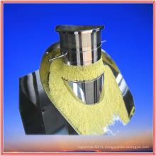 Machine de granulation de produits alimentaires en acier inoxydable