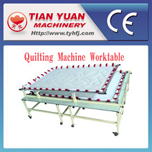 Repuestos de máquina que acolcha (mesa)