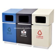 Caixote de lixo novo do projeto para o centro comercial (DK26)