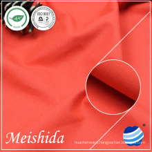 TC plain weave polyester cotton twill solid dyed 32*21/148*64 fabric manufacturer