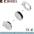 Iluminación de interiores CRI80 5 Inch LED Downlight