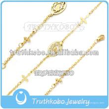 Pulsera de oro diseños hombres pulsera de oro dubai últimos modelos pulsera de oro con colgante