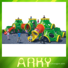 2014 Outdoor Safe Durable Indoor or outdoor Climbing Wall Frame for children