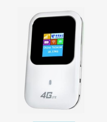 4G Wireless mobile router