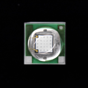 3535 Blaue Hochleistungs-SMD-LED 3 W, 450-465 nm