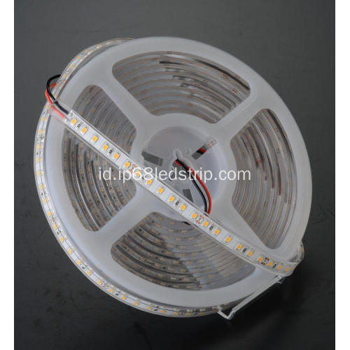All In One SMD 2835 60 memimpin Red Transparent Led Strip Light