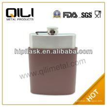 FDA caliente vender frasco de acero inoxidable olla de vino/cadera