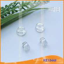 Fashion Plastic cord end or bead for garments KE1044#